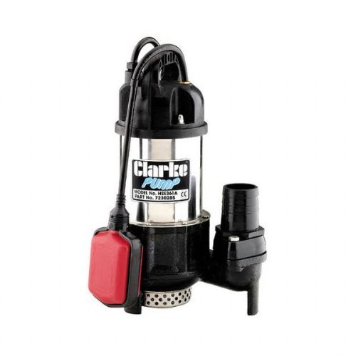 Clarke HSE361A 50mm Submersible Water Pump 360 Litres/Min 110V~50Hz